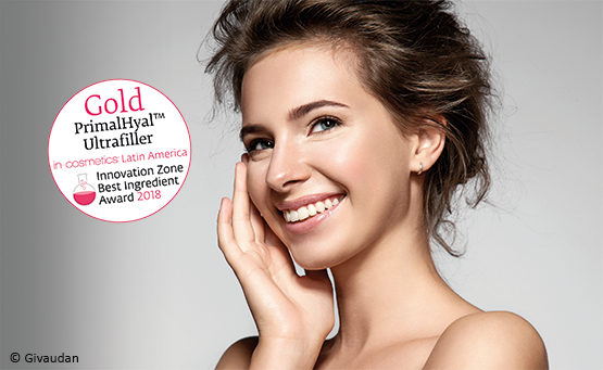 PrimalHyal™ Ultrafiller, a cosmetic alternative to dermal fillers