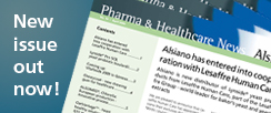 Pharma & Healthcare newsletters