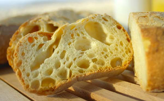 Bread with Tritordeum combines the best from barley and durum wheat